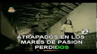 KARAOKE PERDIDOS - MONCHI & ALEXANDRA