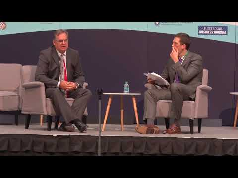 Mike Delaney and Reed Doucette AFA Summit Fireside Chat