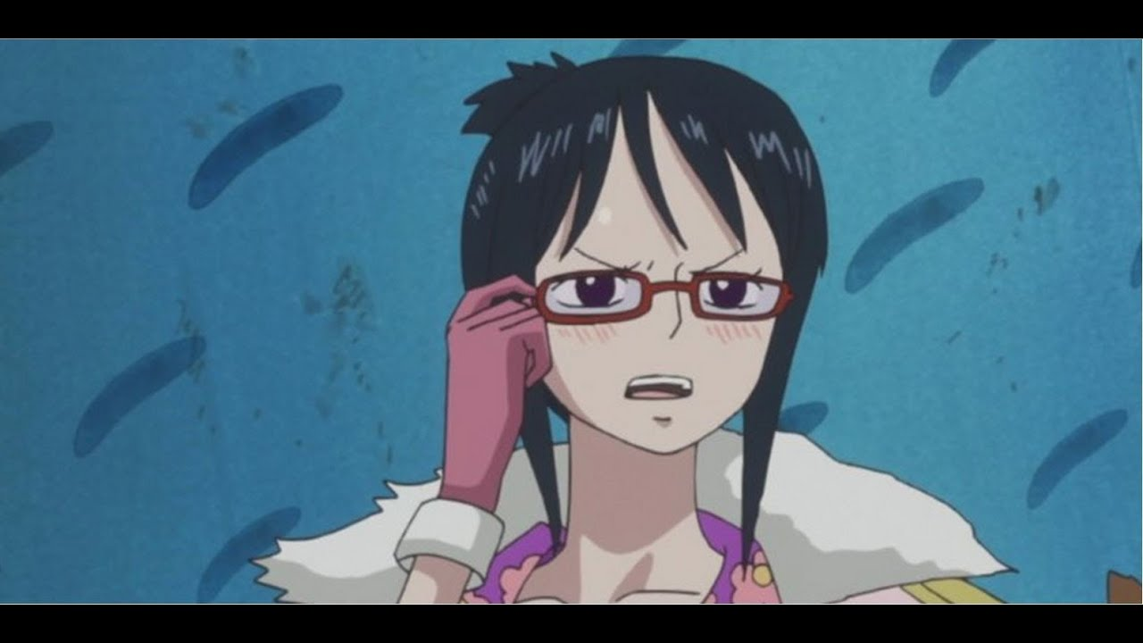 ONE PIECE GREATNESS: FEMALE CHARACTERS (MANLY!) - YouTube