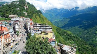 You need to rent a car to go to the top floor Sikkim