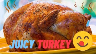 ▶️HOW  TO COOK Turkey -- Roaster Oven Review Cooking + Seasoning Techniques