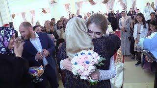 Чеченская Свадьба Идриса и Зулихан. 23.10.2019. Видео Студия Шархан