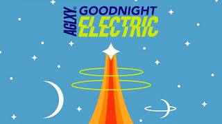 Goodnight Electric - Rocket Ship Goes By (Acoustic) (Official Lyric Video)