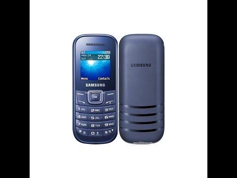 Samsung Guru E1200 Price, Features and Specs!