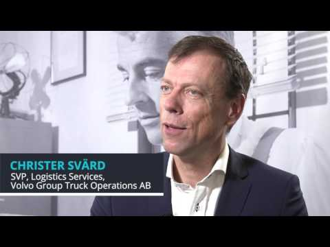 Christer SvÄrd at Nordic StrategyForum Supply Chain and Procurement 2017, Nordic