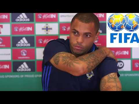 Josh Magennis Full Pre-Match Press Conference - Northern Ireland v Czech Republic - WC Qualifying