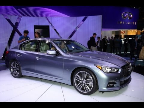 2014 infiniti q50 previously g35 g37 interior exterior the driver youtube. Black Bedroom Furniture Sets. Home Design Ideas