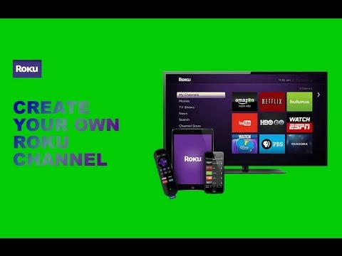 Create Your Own Roku Channel