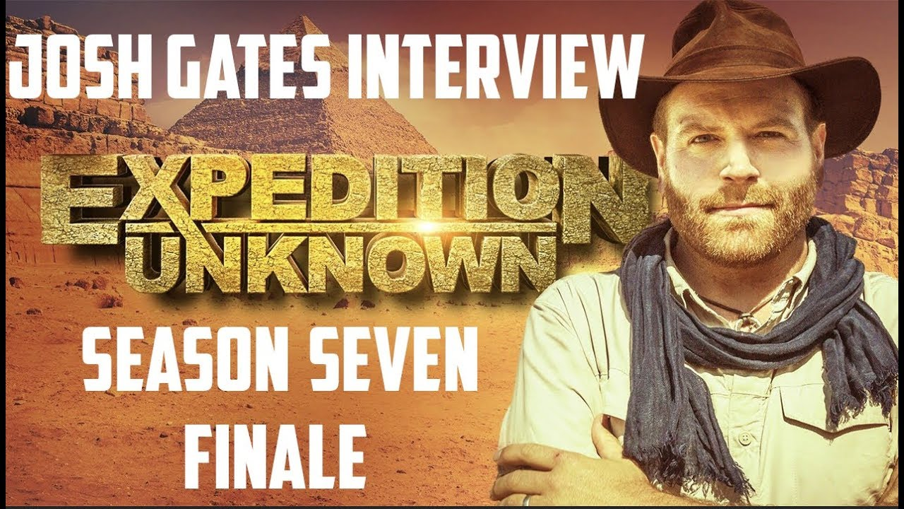 Download Josh Gates Interview - Expedition Unknown Season 7 Finale (Discovery Channel)