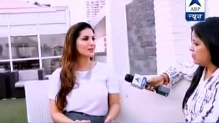 ABP News Special : Sunny Leone gets emotional while telling about her parents!