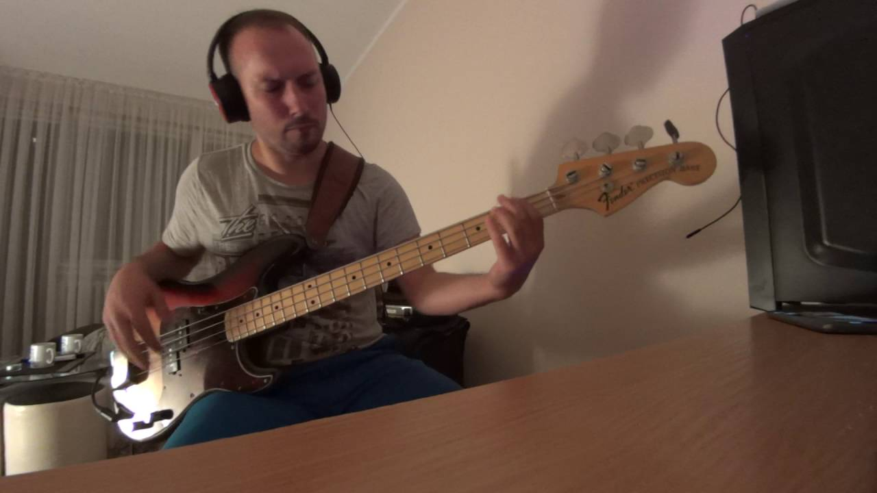 Hair Colored Spade Bass Cover Youtube