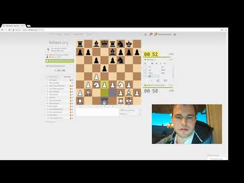 Magnus Carlsen streams playing the Lichess Titled Arena 4