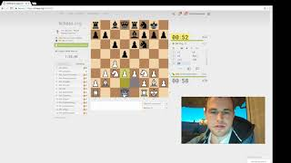 Magnus Carlsen streams playing the Lichess Titled Arena 4 thumbnail