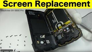 Купуйте БВ 6800 про заміна екрану Повне керівництво по ремонту