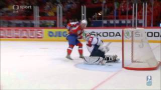 NORWAY - SLOVENIA 3:1 ALL GOALS IIHF WORLD CHAMPIONSHIP 2013
