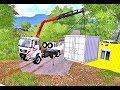 Farming simulator 2017 - BRIDGE CONSTRUCTION PART 1