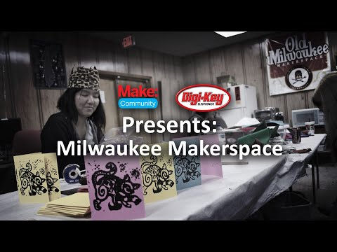 Makerspace Live: Milwaukee Makerspace