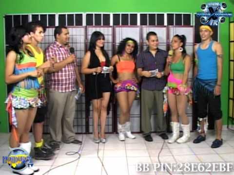 Conexion HN Entrevista a Son Latino Grupo Coreografico 1