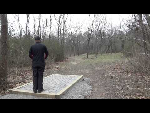 Disc Golf Course Preview - Tommy Schumpert Park (Knoxville, TN) - Holes 10-18