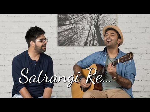 Satrangi Re Unplugged | Sachin Jigar | Wrong Side Raju