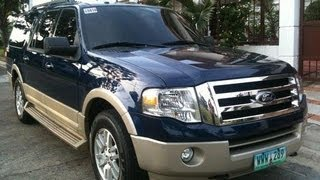 Ford Expedition 2009 Videos