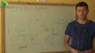 видео Планировка участка 15 соток прямоугольной формы