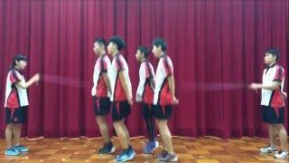 全港分區小學跳繩比賽 2016 - 大繩公開賽