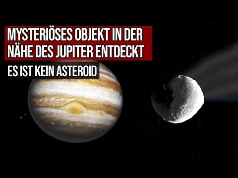 Mysteriöses Objekt nahe Jupiter entdeckt - Es ist kein Asteroid