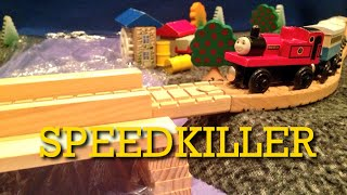 The Wooden Railway Series: Speedkiller