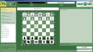Tutorial #5: How to play a Game in Chess King