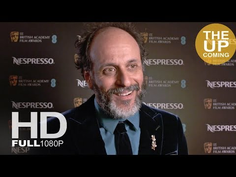 Luca Guadagnino interview Call Me By Your Name director at BAFTA Nominees Party 2018