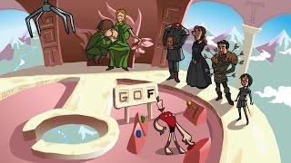 Games of Throlls - NEVERHOOD