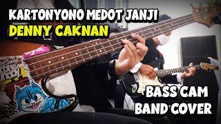 Download Bass Cam Kartonyono medot Janji - Denny Caknan (Live Perform Band)