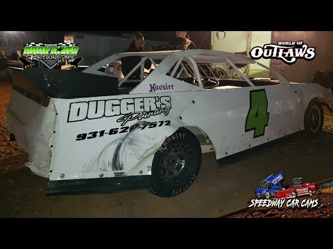 #4 Freddie Smith - Street Stock - 3-22-19 Duck River Raceway Park - In Car Camera