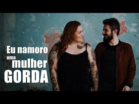 NAMORANDO UMA MULHER GORDA
