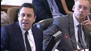 La contundente defensa de Samuel Moncada en la OEA este 6 septiembre 2018