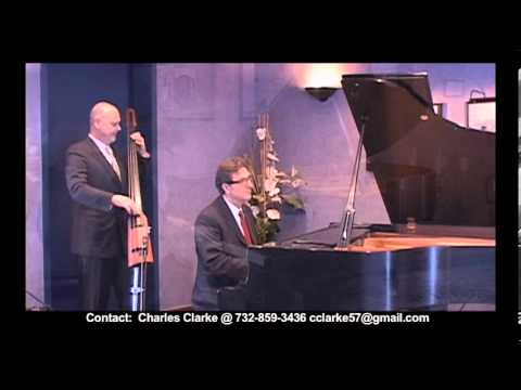 Charlie Clarke Playing Piano - Jazz and Popular