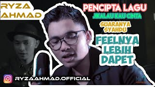 Video Jikalau Kau Cinta (Judika) dinyanyikan langsung oleh penciptanya, Ryza Ahmad! download MP3, 3GP, MP4, WEBM, AVI, FLV April 2018