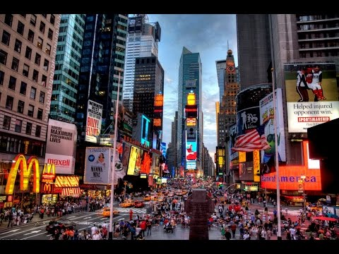 NYC 2016 Best entertainment venues in New York