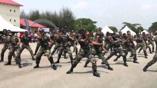 War Dance at UPNM (MALAKOFF University Duathlon Series)
