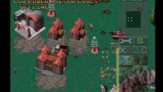 Command & Conquer: Red Alert Retaliation (PS1) Gameplay (Part 1)