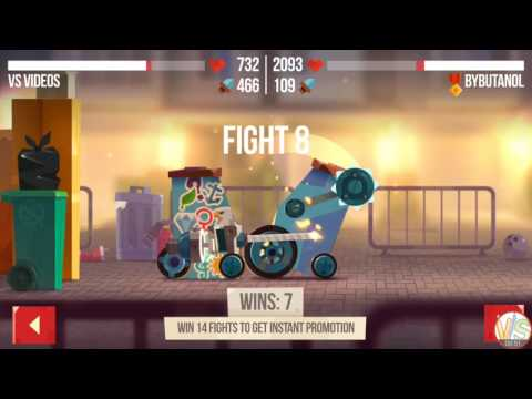 CATS: Crash Arena Turbo Stars Championship Stage 8 Gameplay Guide
