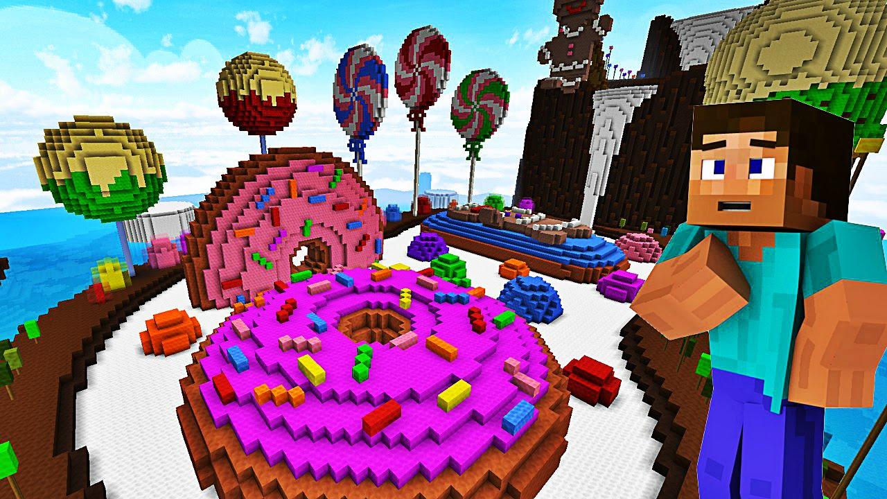 Minecraft Epicube Build War
