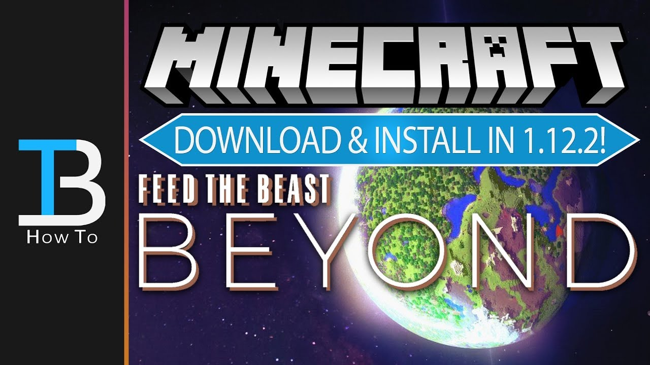 How To Download & Install Feed The Beast Beyond (Install The FTB Beyond  Modpack!)