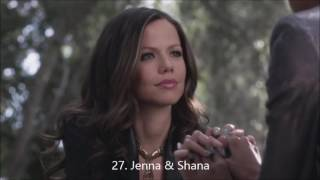 Pretty Little Liars | Top 50 Couples (1x01 - 7x20)