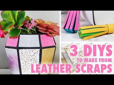 3-diys-to-make-from-leather-scraps-|-@karenkavett