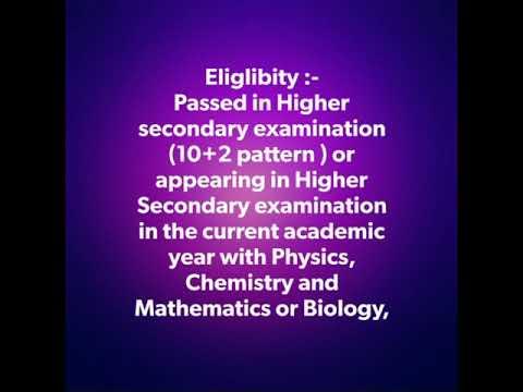 Kerala Tamilnadu  Medicine and Health Sciences admission qualification +2