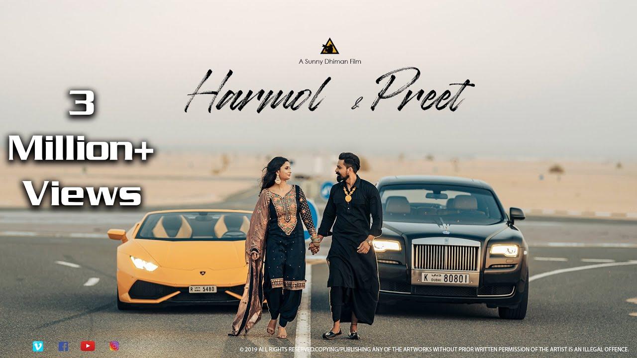 Download BEST PRE WEDDING SHOOT | HARMOL & PREET | DUBAI | SUNNY DHIMAN PHOTOGRAPHY | CHANDIGARH