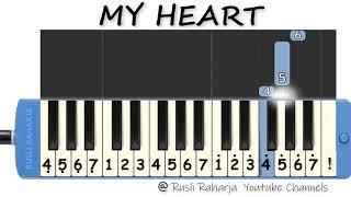 Download lagu My Heart not pianika