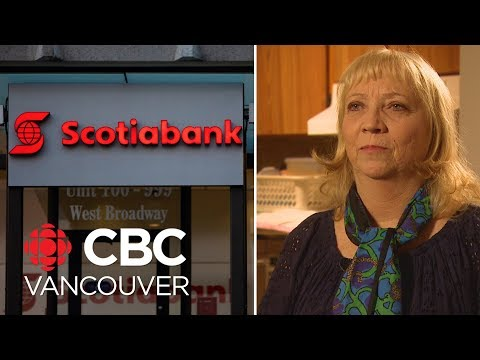 $17,000 Disappears From Account, Scotiabank Says Nothing